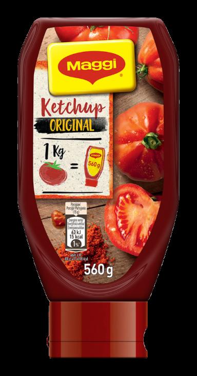 MAGGI Originalusis kečupas 560g